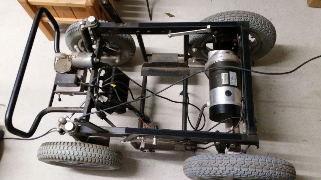 Roll_E - mein Begleiter auf 4 Rädern - Elektrischer Rollstuhl ツ ...