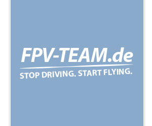 FPV-Team | Stop driving. Start flying.